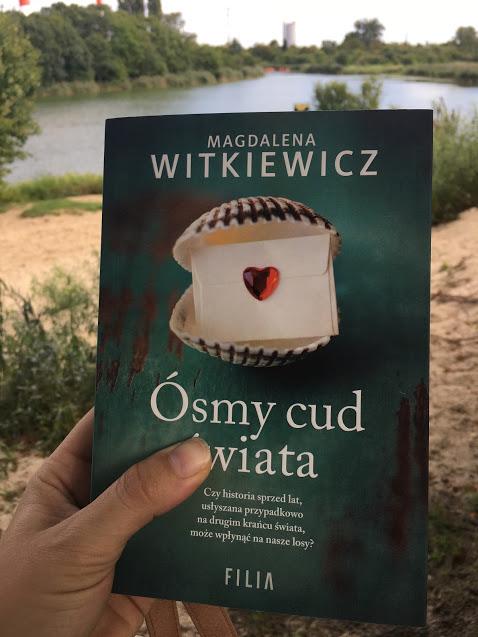witkiewicz magdalena osmycudswiata