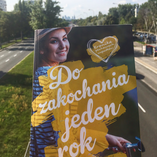 szaranska DoZakochaniaJedenRok1
