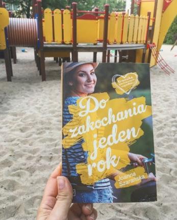 szaranska DoZakochaniaJedenRok2