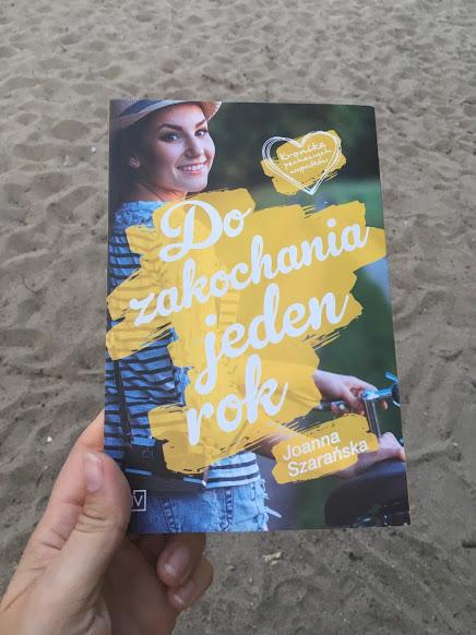 szaranska DoZakochaniaJedenRok3